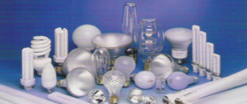 Lamps and Ballast for recycling