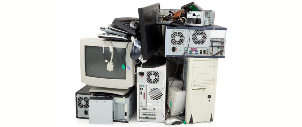 E-Waste for recycling